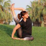 Olga Kuriata: W naszych czasach, kiedy większość doby spędzamy w pozycji siedzącej, joga jest lekarstwem