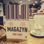 "Recenzja książki: ""Magazyn"" Roba Harta"