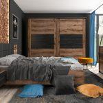 Projektant radzi: sypialnia w ciemnych barwach